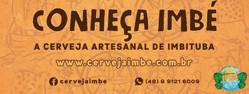 A cerveja mais imbitubense de Santa Catarina
